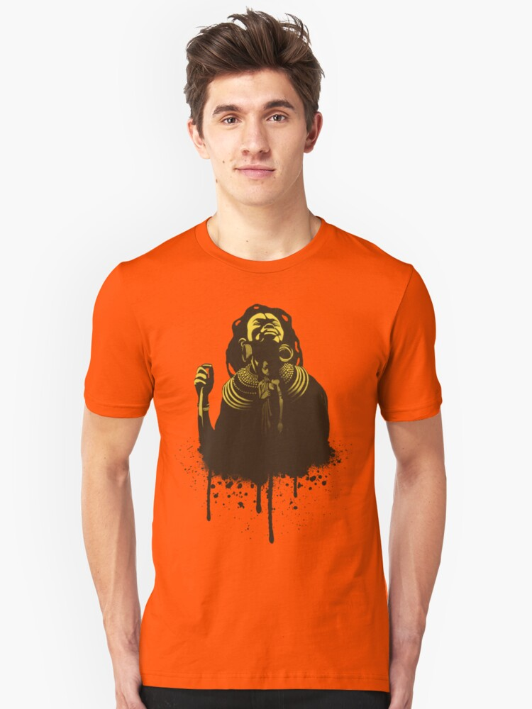 African Pride Unisex T-Shirt Front