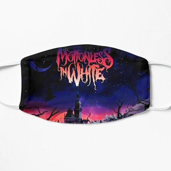 Horror Motionless Flat Mask