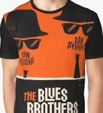classic movie : The Blues Brothers Graphic T-Shirt