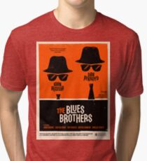 classic movie : The Blues Brothers Tri-blend T-Shirt