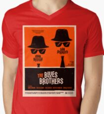 classic movie : The Blues Brothers Men's V-Neck T-Shirt