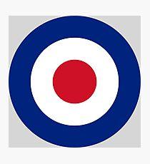 RAF Roundel Photographic Print