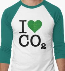 i love C02 Men's Baseball ¾ T-Shirt