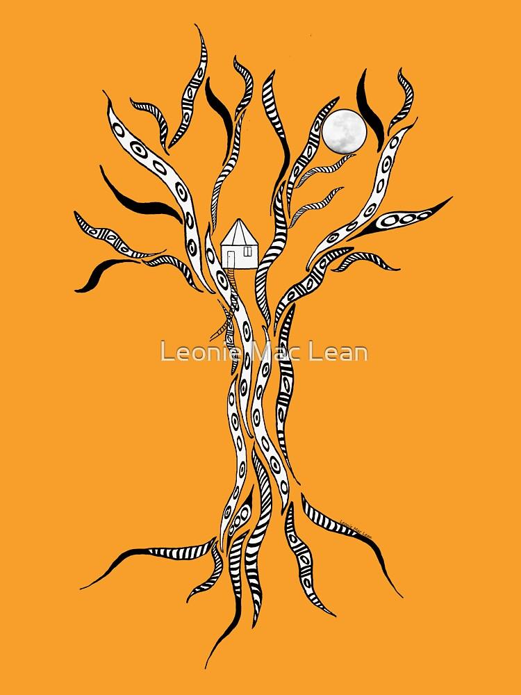 Treehouse Tee by yallmia