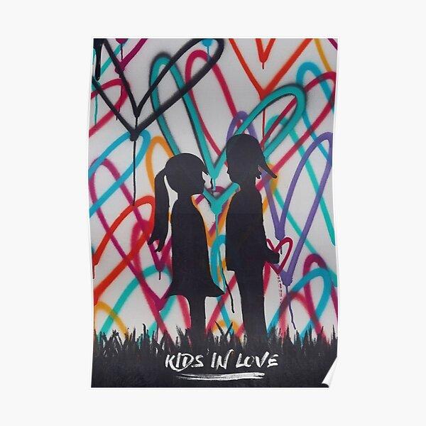 Kygo Kids In Love Poster Poster