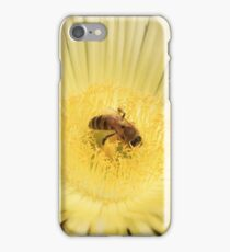 Summer Bee - Nature Photography iPhone Case/Skin