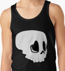 Skull Men's Tank Top