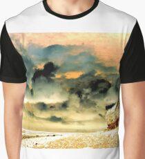 Apocalypse Beach Graphic T-Shirt