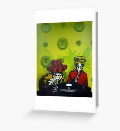 Rewind Mister Selector! Greeting Card