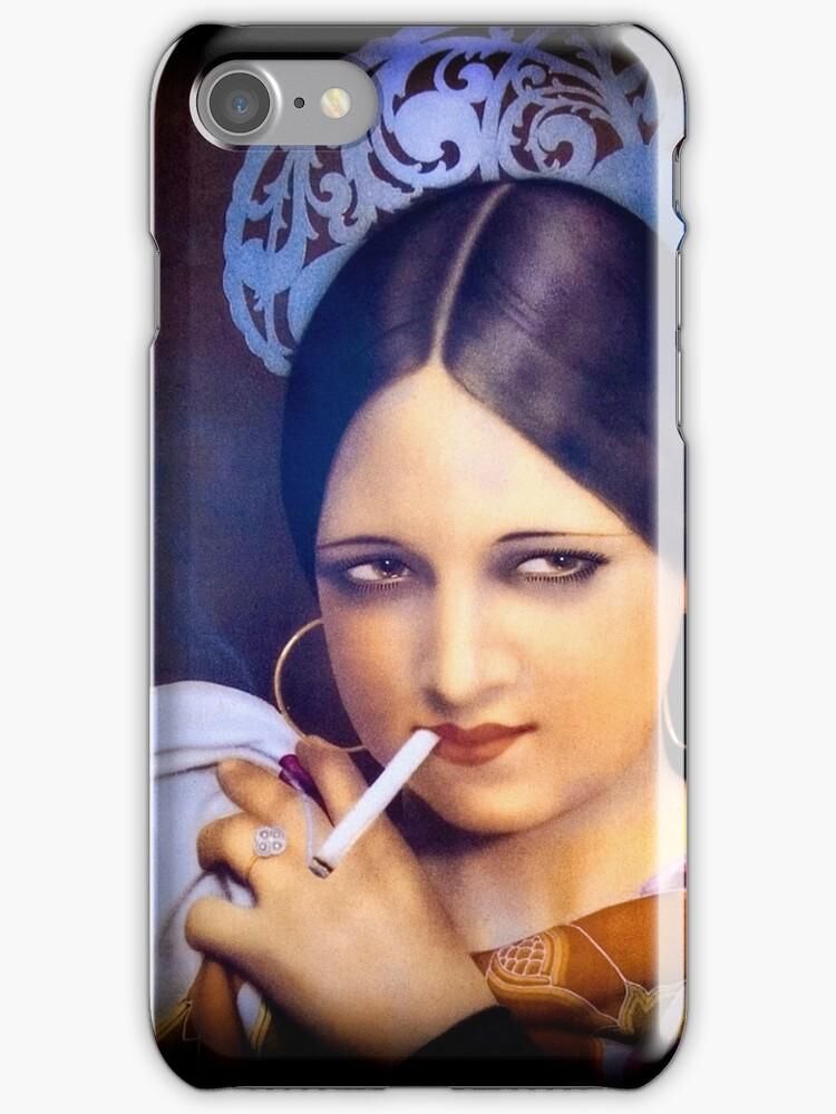 Vintage woman 2 by RusticShiraz
