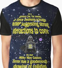 Mysterious Missing WIMPs? Graphic T-Shirt
