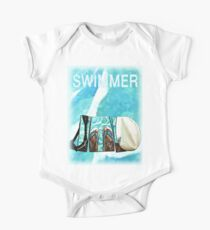 The Swimmer  Kids Clothes