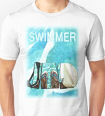 The Swimmer  T-Shirt