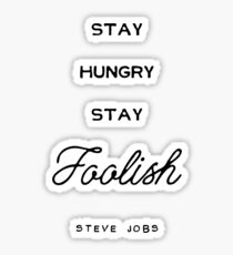 Steve Jobs Sticker