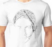 Franz Kafka - Collage of Works Unisex T-Shirt