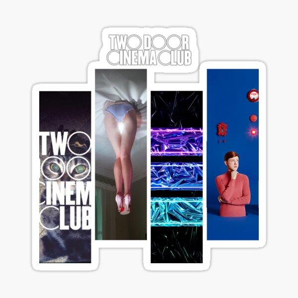 Two Door Cinema Club Discography Sticker