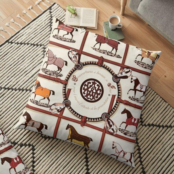 Trendy Pattern Floor Pillow