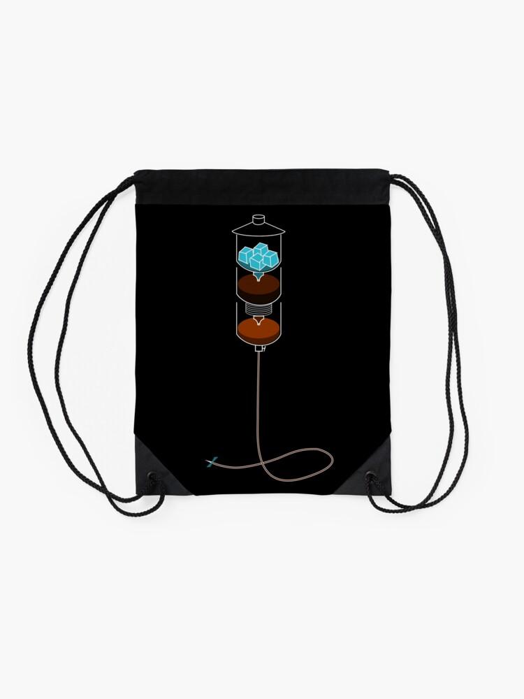 Alternate view of Cold Drip IV Drawstring Bag