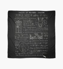 Theory of relativity : spacetime Scarf