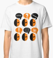 Deathstroke Moods Classic T-Shirt