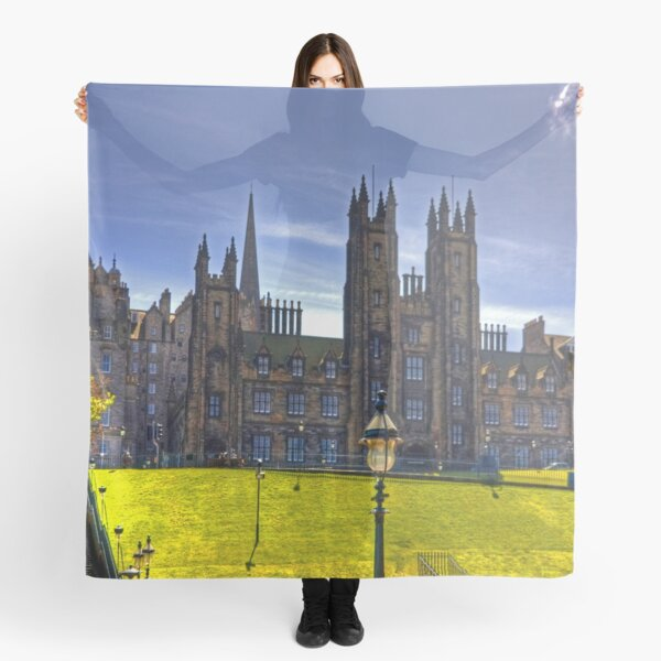 New College on The Mound Scarf