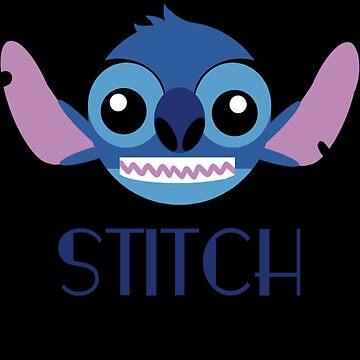 Stitch! by zipperchan