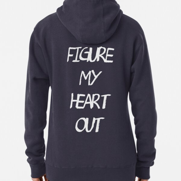 Heart out. Pullover Hoodie
