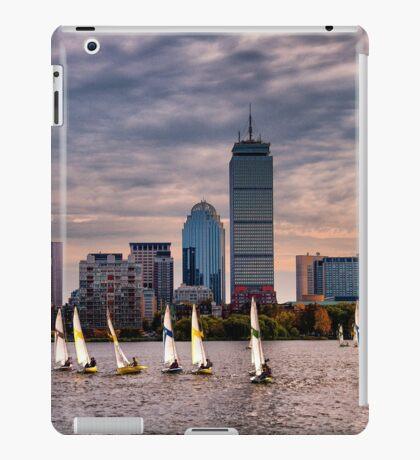 Boston , Massachussets  iPad Case/Skin