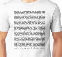 Fresh Prince of Bel Air Theme Unisex T-Shirt