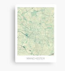 Manchester United Home-decor: Wall Art | Redbubble