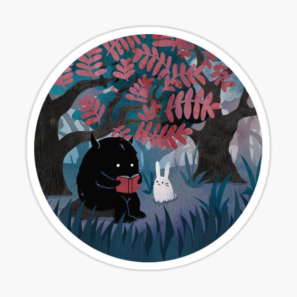 Another Quiet Spot Sticker