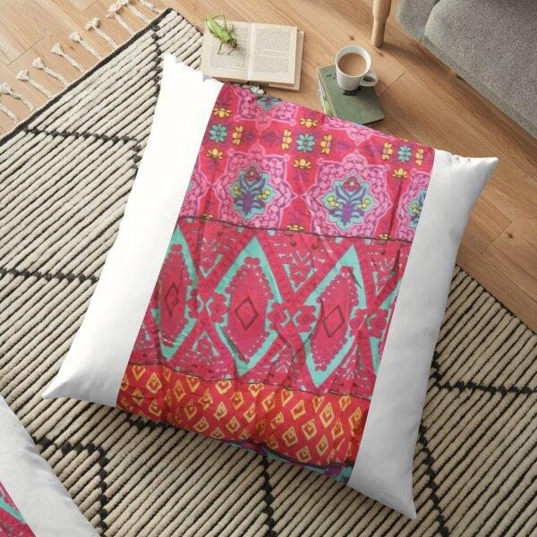 Colourfull design  Floor Pillow