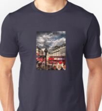 London - people Unisex T-Shirt