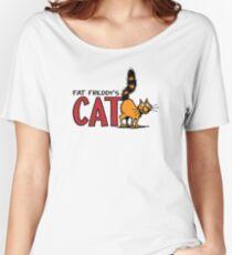 Fat Freddy's Cat Women's Relaxed Fit T-Shirt