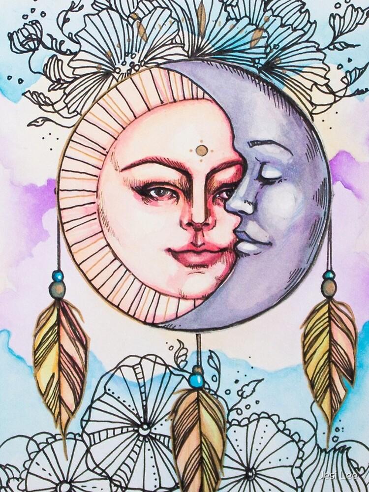 Bohemian Romance by jesileecreative