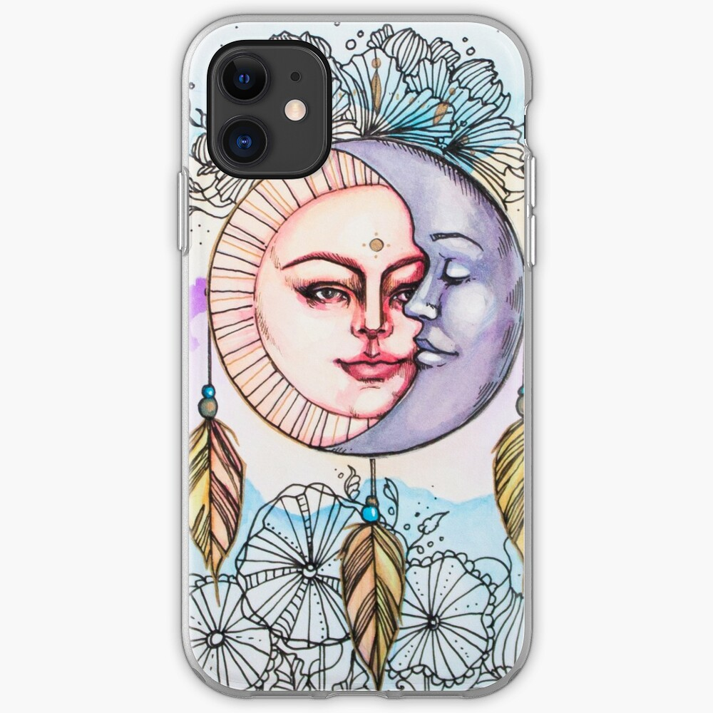 Bohemian Romance iPhone Case & Cover