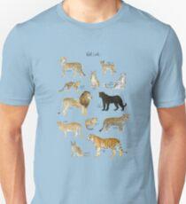 Wild Cats Unisex T-Shirt