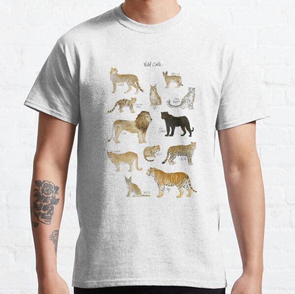 Luchs Classic T-Shirt