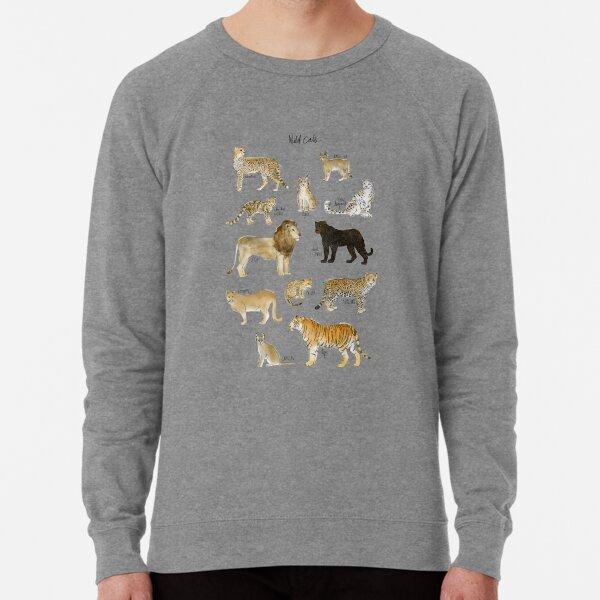 Wild Cats Lightweight Sweatshirt