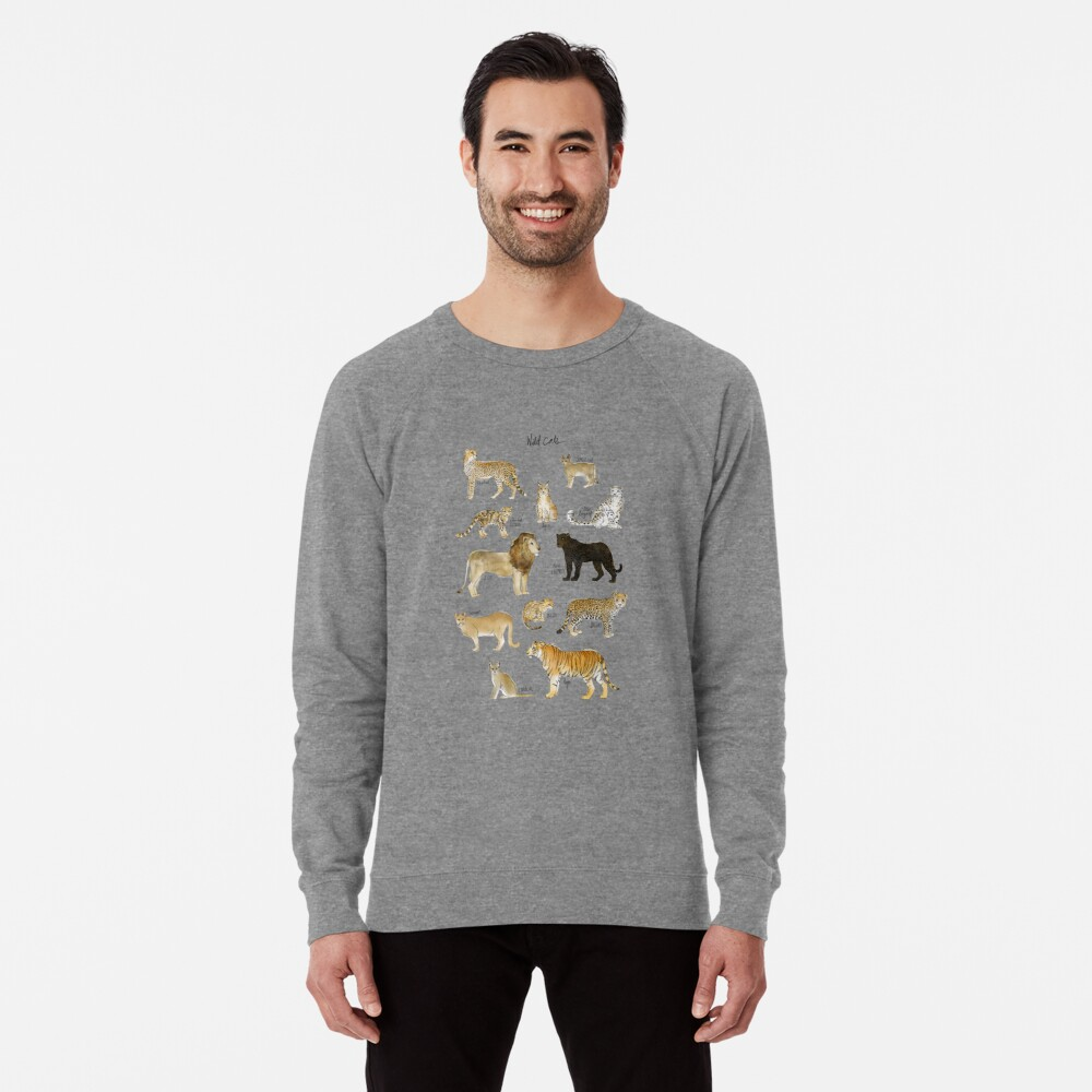 Wild Cats Lightweight Sweatshirt