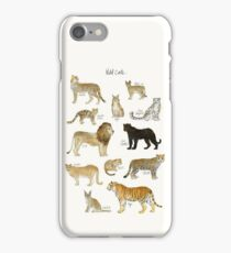 Wild Cats iPhone Case/Skin