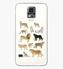 Wild Cats Case/Skin for Samsung Galaxy