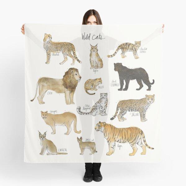Wild Cats Scarf