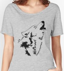 Howling Wolf Women's Relaxed Fit T-Shirt