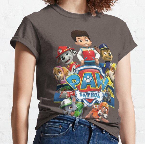 Paw Patrol Fans Classic T-Shirt