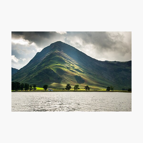 Stormy Buttermere Photographic Print