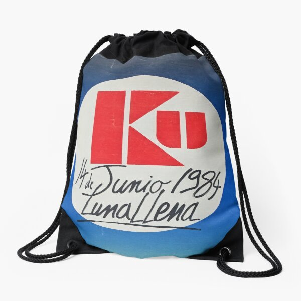 KU Ibiza 1984 Drawstring Bag
