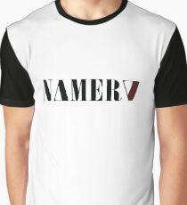 NAMERA TRIANGLE ▽ Graphic T-Shirt