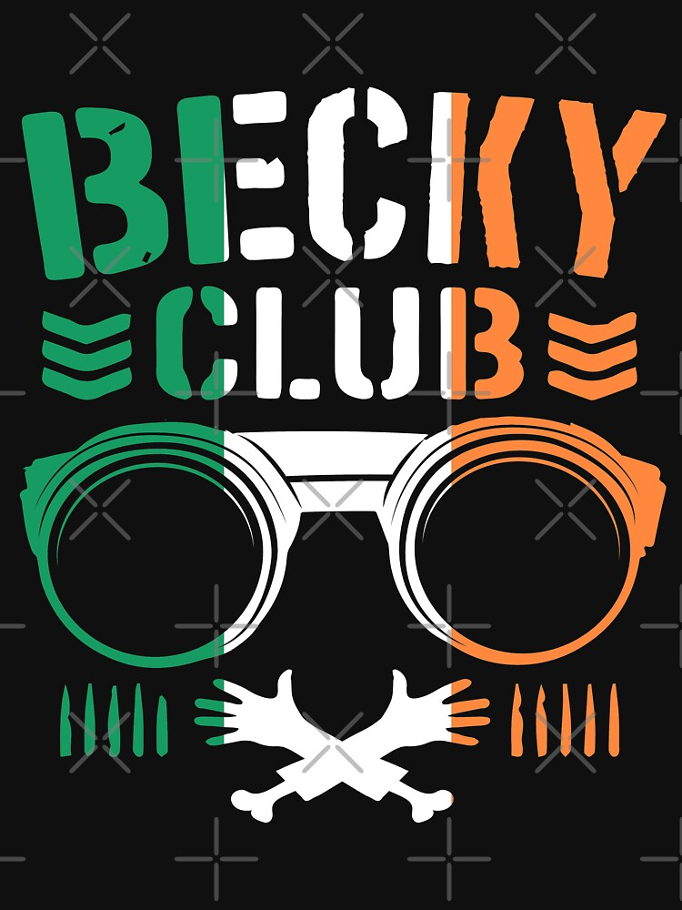 TShirtGifter presents: Becky Club | Unisex T-Shirt