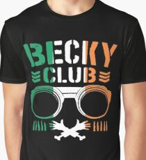 Becky Club Graphic T-Shirt